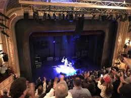 Walter Kerr Theatre Section Mezzanine L Row G Seat 5