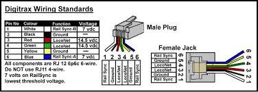 rj11 6p6c wiring diagram rj11 diy wiring diagrams