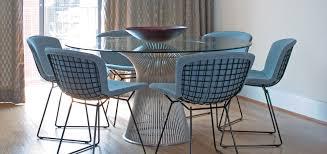 knoll platner dining table by warren platner