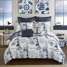 casa nautical 7 piece comforter set 800x800 the best nautical