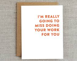 coworker card funny coworker card card for co worker goodbye card work friend new job card retirement card funny friendship card co worker gift