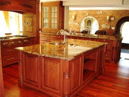 Red Country Kitchen Cabinets Country Kitchens For 2015 Furniture Home Design And Decor