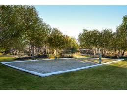 Attractive Backyard Beach Volleyball Court  Home DesignBackyard Beach Volleyball Court