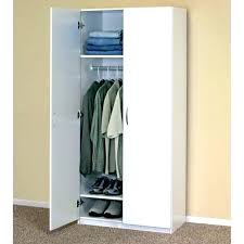 cabinet impressive with shelves and doors in 2 door wardrobe clothes closet white closetmaid wall cabinets