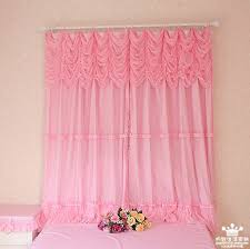 Quality Yarn Princess Polka Dot Pink Curtain,kids Angel Bedroom Curtain,320*200cm In  Curtains From Home U0026 Garden On Aliexpress.com | Alibaba Group