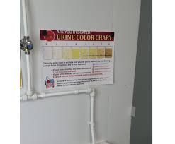 Hydration Color Chart Hydration Colour Chart Best Practice Hub