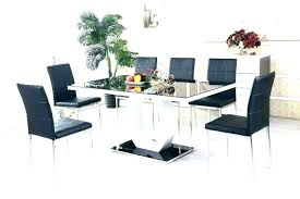 half circle dining table full size of circle hen table set circular dining glass top interior