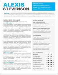 Resume Templates Free For Mac Unique Resume Templates Free Resume