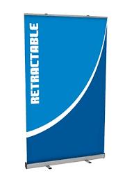 Retractable Display Stands LexJet Mosquito Retractable Banner Stand LexJet Inkjet Printers 37