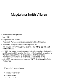 Magdalena Smith Villaruz | Patent Infringement | Glossary Of Patent Law  Terms