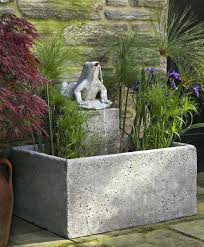 garden fountain wall mounted fountains large outdoor wall fountains with frog statue and flower and outdoor