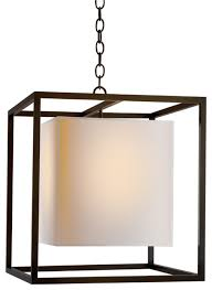 caged lighting. caged lantern bronze medium transitionalpendantlighting lighting s