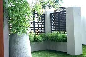decorative screens panels garden en privacy ening outdoor ens metal nz