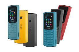 Nokia 110 4G and Nokia 105 4G are ...