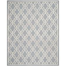 safavieh cambridge transitional 11 x 15 runner area rug silver rugs carpets best canada