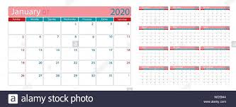 Simple 2020 Calendar Template Day Planner In Day Blank Space
