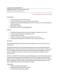 Annotated Bibliography Directions Bibliography 23 Views