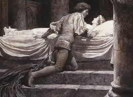 Image result for romeo and juliet painting