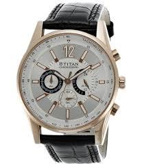 titan white analog chronograph watch buy titan white analog titan white analog chronograph watch