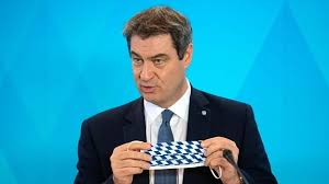 Markus söder (born 5 january 1967) is a german politician serving as minister president of bavaria since 2018 and leader of the christian social union in bavaria (csu) since 2019. Mitteldeutsche Reaktionen Auf Soders Umfragehoch Mdr De
