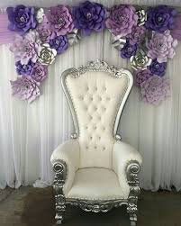 throne chair al king queen me for your event inland empire ca