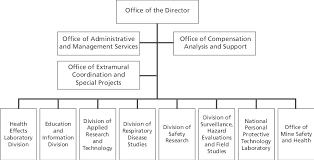 1 Niosh Organizational Chart Download Scientific Diagram