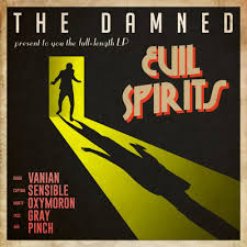 The <b>Damned</b>: <b>Evil</b> Spirits - album review