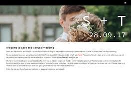 Wedding Websites Bells Bytes
