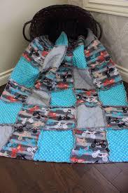 25+ unique Crib quilts ideas on Pinterest   Baby quilt patterns ... & Baby Rag Quilt, Dirt Bike Baby Quilt, Motocross, Black And Grey, Crib Quilt… Adamdwight.com