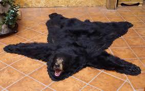 image of animal skin rugs