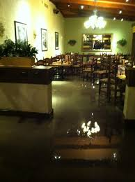 our local olive garden flooded with wastewater tonight management told my roommate to be ready to wait tables at 10am