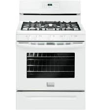 How To Fix A Stove Frigidaire Gallery 50 Cu Ft Gas Range With Self Cleaning Oven
