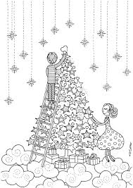Looking for a christmas stocking colouring page? 21 Christmas Printable Coloring Pages Everythingetsy Com