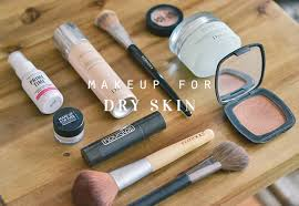 makeup for dry skin1