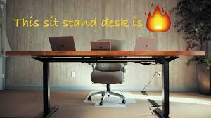 new desk for 2018 best stand up desk dyi episode 45