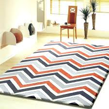 orange area rugs for nursery gray and rug contemporary modern grey with indoor o