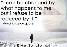 Maya Angelou Quotes About Life Best Maya Angelou Quote Resilience Strength Empowering Think Big