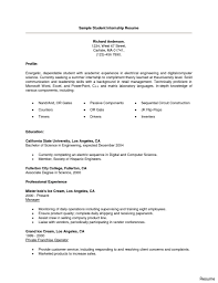 College Student Resume Template Microsoft Word College Student Resume Template Free No Experience Vesochieuxo 78