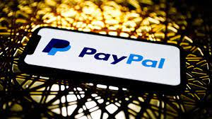 a credit card to send money on paypal