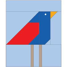 17 best ideas about Mccall's Quilting on Pinterest | Quilt ... & Bird Free Quilt Block: Foundation Piece Bird Quilt Block Pattern Adamdwight.com