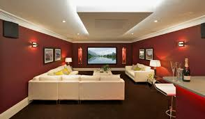 tray ceiling lighting ideas. Shocking Top Out Of This World Alluring House Theater Interior With For Tray Ceiling Lighting Ideas G