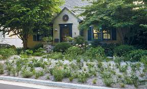 low maintenance gravel garden