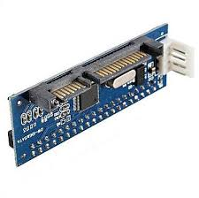 ide cards generic 40 pin 3 5 ide to 7 15 22 pin sata male adapter