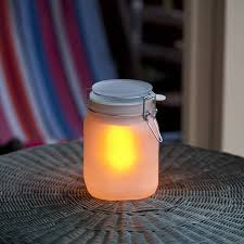 Solar Jars Solar Powered Mason Jar By All Things Brighton Beautiful