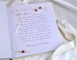 Wwwmy Own Storyde Edles Gästebuch Zur Hochzeit Personalisiert In