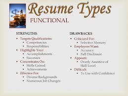 Resumes Ppt Download