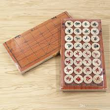 Wooden Sorry Board Game ChessChinese ChessWooden Chess PuzzleA Folding Chessboard 27
