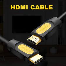 Evrensel HDMI Kablosu Dizüstü Bilgisayar 4 K HDMI Uzatma Kablosu HDTV  Kaliteli HDMI Hattı Masaüstü|Computer Cables & Connectors