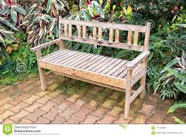 Download Old Wooden Bench At A Park Stock Photo Image Of Grunge  117232082 Antique37
