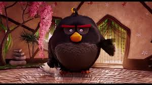 Angry Birds (2016) [1080p] | BOMB RREADING HIS POEM IN ANGER MANAGEMENT  CLASS [Full HD]